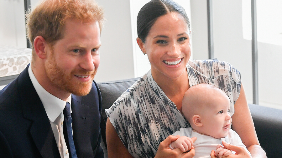 Prince Harry, Meghan Markle Refused Title for Archie Over 'Mockery' Fear