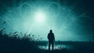 Weird Worm-Like 'UFO' Filmed in Georgia