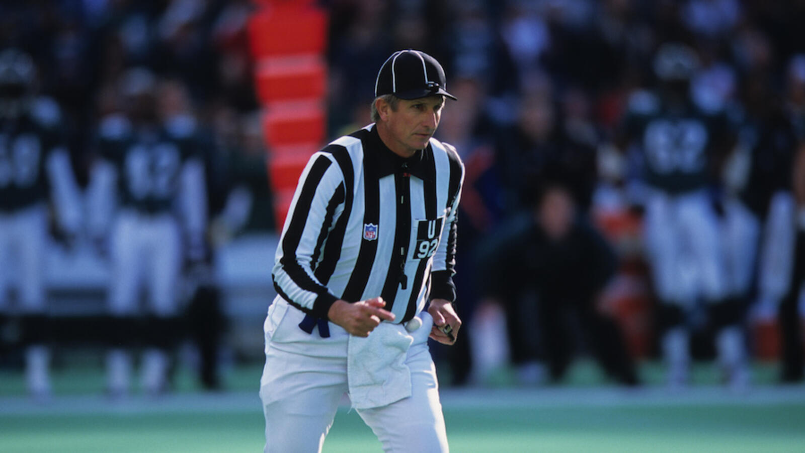 NFL Referee Carl Madsen Dies Hours After Working Chiefs-Titans Game