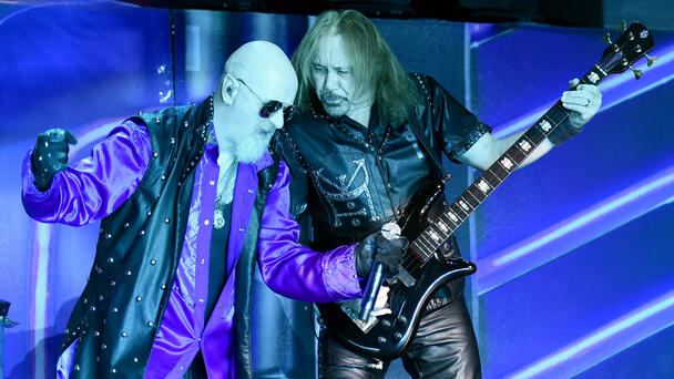 Rob Halford Paved Way For Judas Priest Reunion With Cathartic Letter