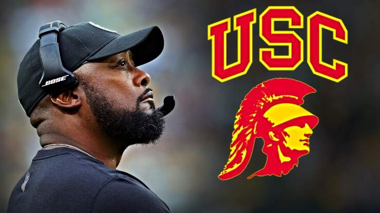 Here is What Mike Tomlin Said About Being Linked to USC Job