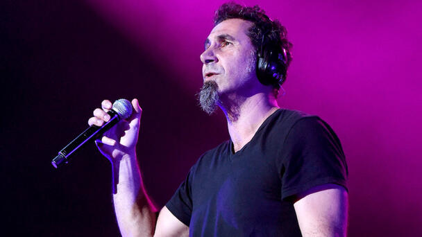 System Of A Down's Serj Tankian Gives Health Update Amid COVID-19 Diagnosis