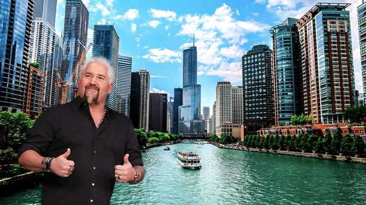This Is The Best Restaurant In Chicago To Be On 'Diners, Drive-Ins & Dives'