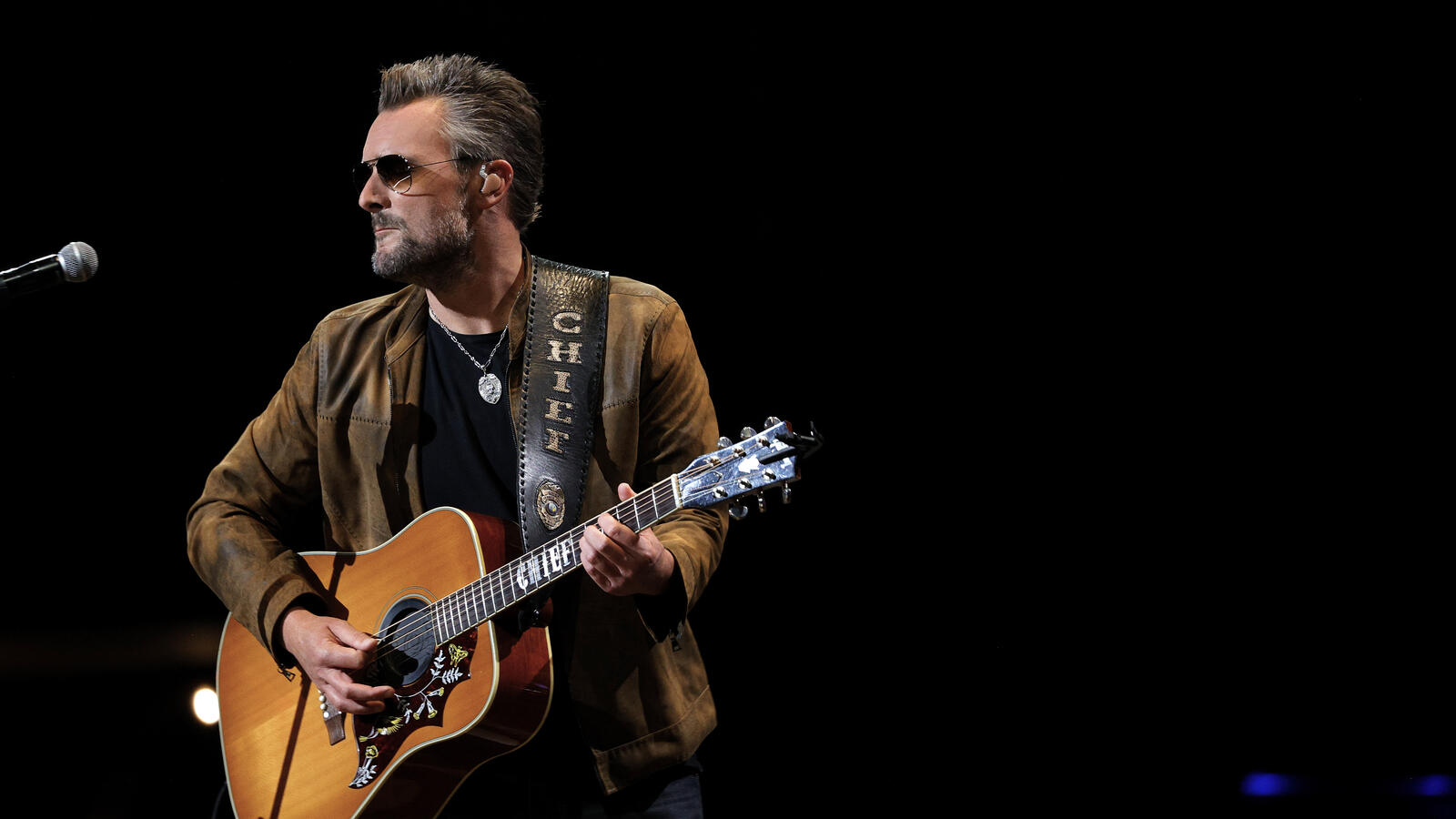 Eric Church Takes Fans Behind The Scenes Of His New Music Video