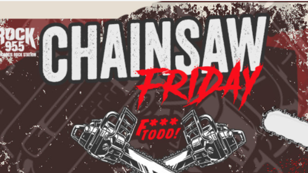 Save Chainsaw Friday!