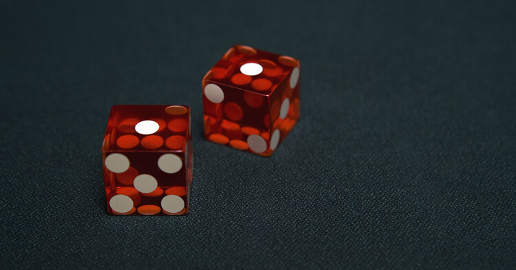 dice casino gambling generic