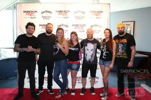 98ROCKFEST: RED Interview and Meet & Greets