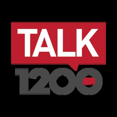 Talk 1200 logo