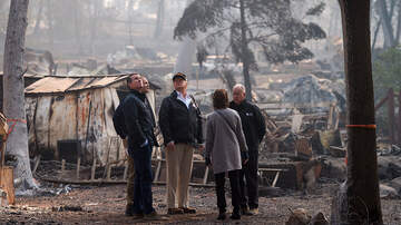 Breaking News - Death Toll Rises To 76 In California Fire With Winds Ahead