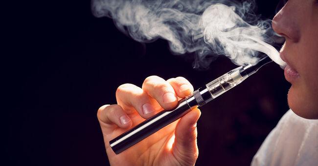 Generic E-Cigarette Getty Images