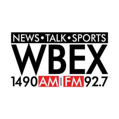 1490 WBEX logo