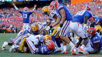 Home Of The Gators - Gators Ground Game & Takeways Lead To Win Over LSU