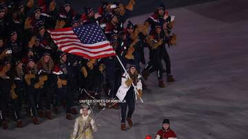 Winter Olympics - Olympics Opening Ceremony: North, South Korean Athletes Show Unity