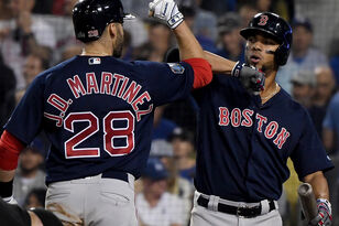 Xander Bogaerts: Trolls, Critics Only Fueled Red Sox Championship