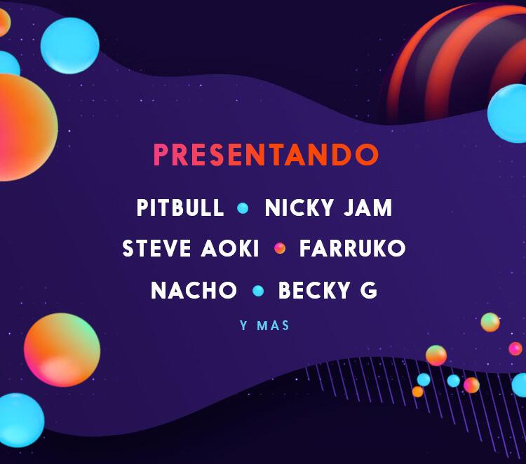 Lineup for 2018 iHeartRadio Fiesta Latina