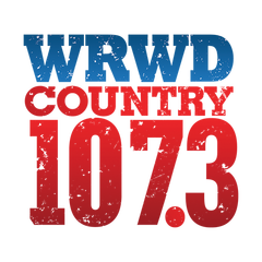 Country 107.3 WRWD logo