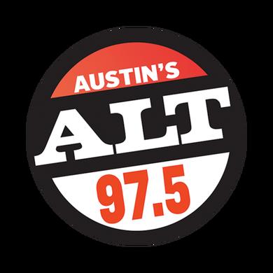 Alt 97.5 Austin logo