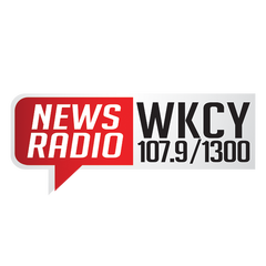 News Radio 1300 WKCY logo