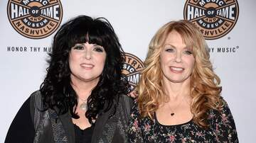On With Mario - Ann & Nancy Wilson of Heart Preview Their iHeartFestival Performance!!