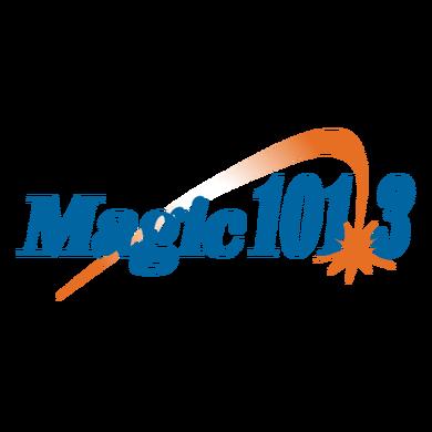 Magic 101.3 logo