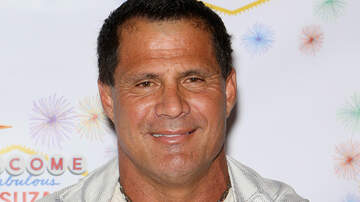 Boston Sports - Jose Canseco Not Campaigning To Be White House 'Chief If Staff'