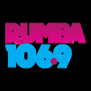 Rumba 106.9 Jacksonville logo