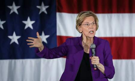 Local News - Elizabeth Warren Supports Elimination Of Electoral College