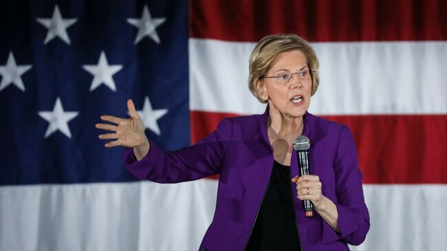 Elizabeth Warren Getty Images 2020 Candidate Electoral College