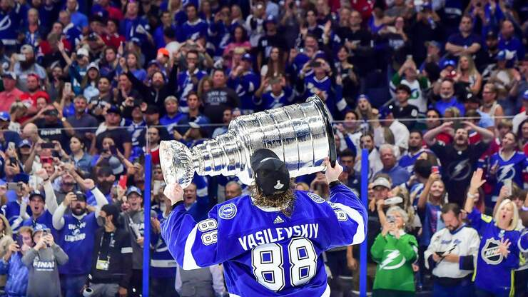 Tampa Bay is the New Title Town