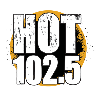 Hot 102.5 logo