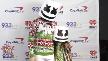 93.3 FLZ's Jingle Ball - #FLZJingleball Marshmello Meet & Greet [Photos]