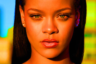 Check Out How Rihanna Spent Her 30th!