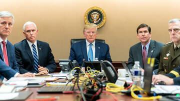 National News - President Trump Announces IS Leader Dead In US Military Raid