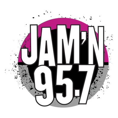 JAM'N 95.7 logo