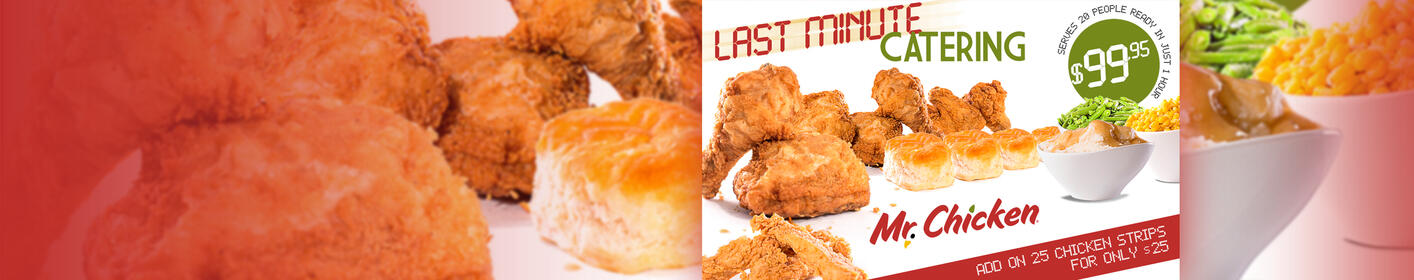 Win a Mr. Chicken Big Game Party Pack!