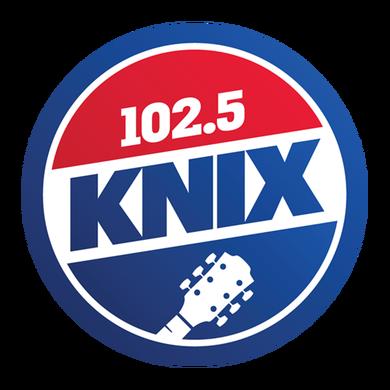 102.5 KNIX Phoenix logo