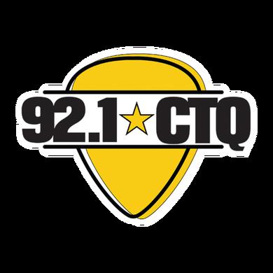 92.1 CTQ logo