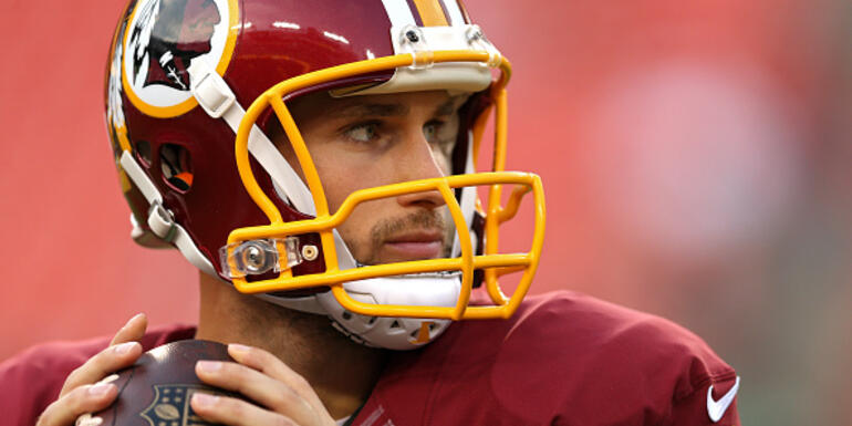 Browns Would be a Playoff Team with Kirk Cousins