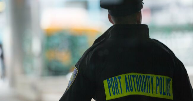 port authority police nyc new york city