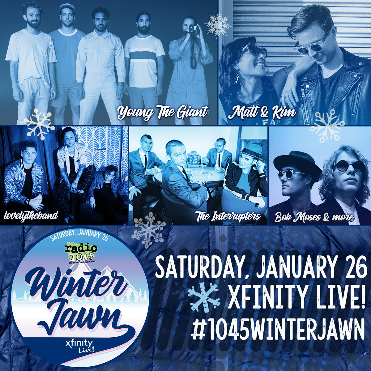 Winter Jawn 2019