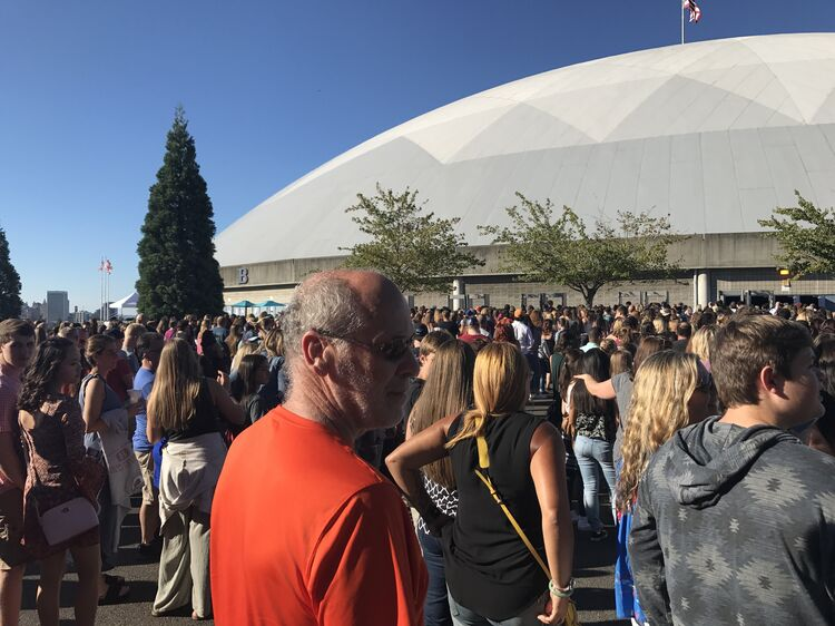 POWER 93.3 Ed Sheeran at Tacoma Dome