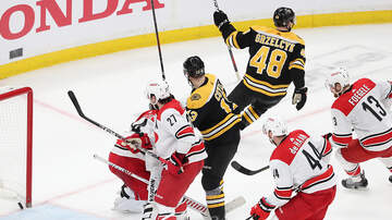 Sports - Boston Area Locals Lifting Bruins During Playoff Run