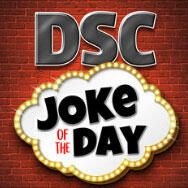 DSC Presents Joke of The Day