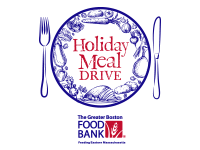 Greater Boston Food Bank Holiday Meal Drive
