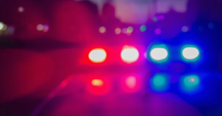 police lights emergency generic ambulance