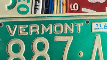 Local News - Vermont Drivers Could Soon Be Able To Put Emojis On Their License Plates