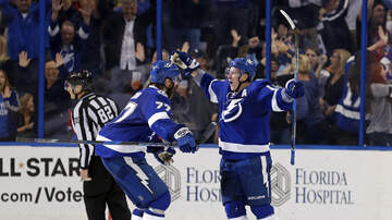 Best Bolts Coverage - Lightning Beat Capitals 5-4 In Overtime Thriller