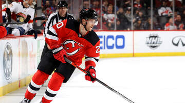 image for Tampa Bay Lightning Acquire D Blake Coleman From New Jersey Devils
