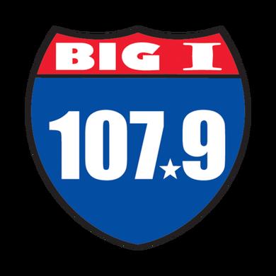 Big I 107.9 logo