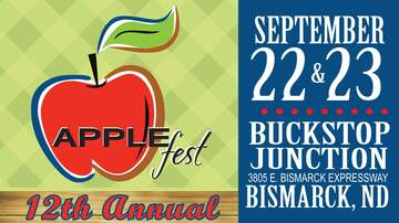 Joey Dee - Applefest This Weekend in Bismarck
